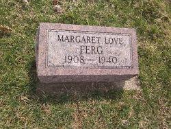 Margaret <i>Love</i> Ferg