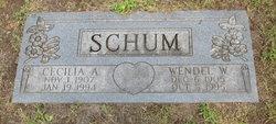 Cecilia A <i>Weckerle</i> Schum