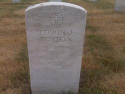 Edwin James Benton