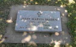 Jerry Marvin Braden