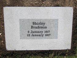 Shirley Bradeson