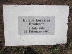 Emery Lorraine Bradeson