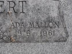 Ada <i>Mallon</i> Calvert