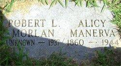 Alice Manerva <i>Bland</i> Morlan
