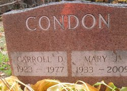 Carroll D Condon