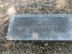 Joseph L Bozarth