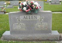 Creola <i>Parker</i> Allen