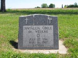 Natalija Ubele