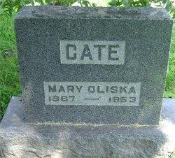 Mary Oliska <i>Jones</i> Cate