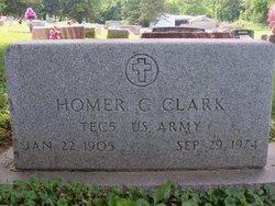 Homer Clifton Clark