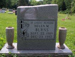 Helen Mae <i>Clark</i> Burns