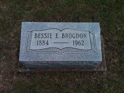 Bessie Brogdon