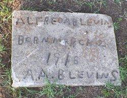 Alfred A Blevins