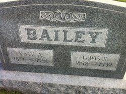 Lewis S Bailey