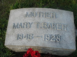 Mary Theodosia <i>Rothrock</i> Baker