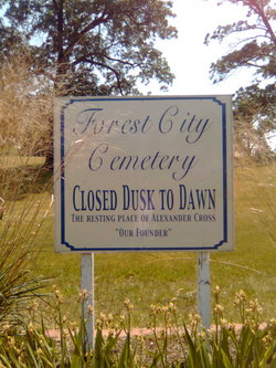 Forest City Cemetery