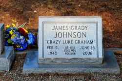 Grady Crazy Luke Graham Johnson