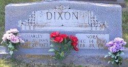 Charley Melvin Dixon