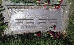 Gustav Ferdinand Backman