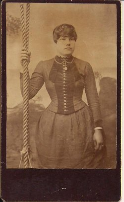 Mary Ann <i>Wilson</i> Newton