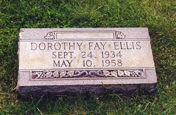 Dorothy Fay <i>Williams</i> Ellis