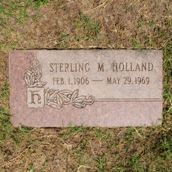 Sterling Mayfield Holland