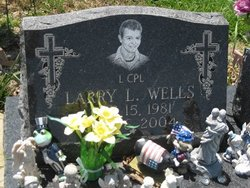 LCpl Larry Lloyd Wells