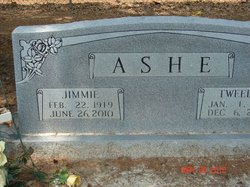 Jimmie Ashe