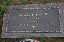 Russel Herbert Hague