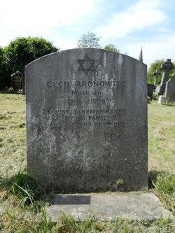 Cecil Aronowitz