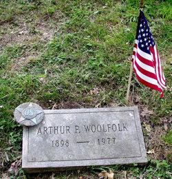 Arthur F Woolfolk