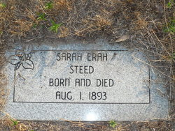 Sarah Erah Steed