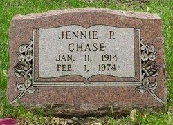 Jennie P Chase