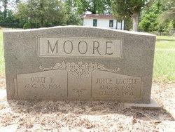 Joyce Lucille <i>Seagroves</i> Moore