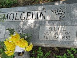 Ella Lorene Moegelin
