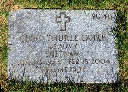 Cecil Thurle Butch Quire, Jr