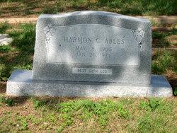 Harmon C. Shorty Ables