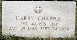 Harry Chapple