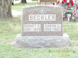 Barney Stokes Beckler