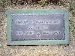 Harry Lewis Boatwright
