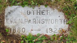 Eva M Farnsworth