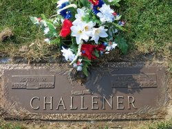 Joseph W. Challener