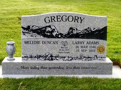 Larry Adams Gregory