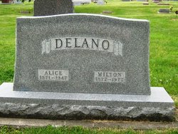 Alice G <i>Bowe</i> Delano