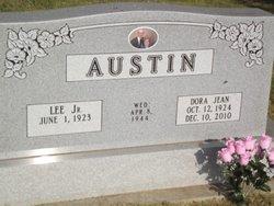 Dora Jean <i>Lindsay</i> Austin