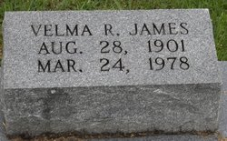 Mrs Velma <i>Robinson</i> James