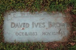 David Ives Brown