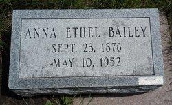 Anna Ethel Bailey