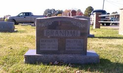 Bertha E Brandau