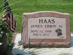 James Erwin Jimmy Haas, Jr